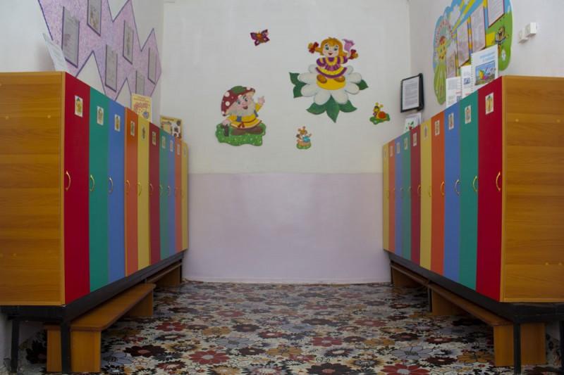 Интерьер группы детского сада